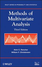 Methods of Multivariate Analysis: Edition 3