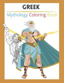 Greek Mythology Coloring Book