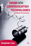 Media and Communications Technologies