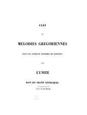 Antiphonaire de saint Grégoire: fac-similé du manuscrit de Saint-Gall...