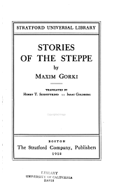 Stories of the Steppe