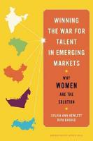 Winning the War for Talent in Emerging Markets PDF