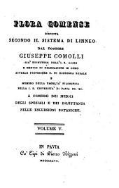 Flora Comense disposta secondo il sistema di Linneo: Volume 15