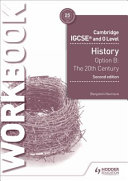 Cambridge Igcse and O Level History Workbook PDF