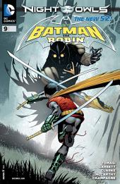 Batman and Robin (2011-) #9