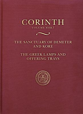 The Sanctuary of Demeter and Kore PDF