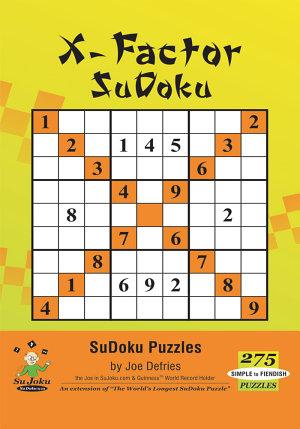 X Factor Sudoku PDF