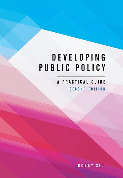 Developing Public Policy