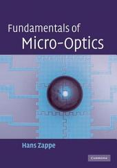 Fundamentals of Micro-Optics