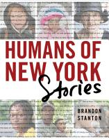 Humans of New York PDF