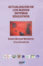 Actualización de los nuevos sistemas educativos
