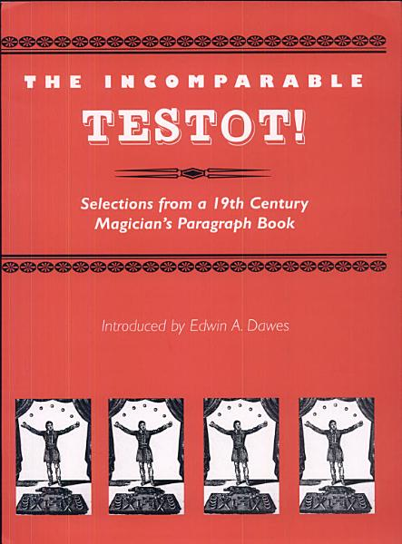 Download The Incomparable Testot  Book