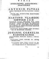 Dissertatio juridica inauguralis de conjunctionibus sanguini vel affinitati contumeliosis