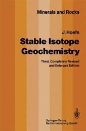 Stable Isotope Geochemistry: Edition 3