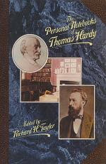 Personal Notebooks of Thomas Hardy