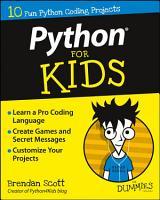 Python For Kids For Dummies PDF