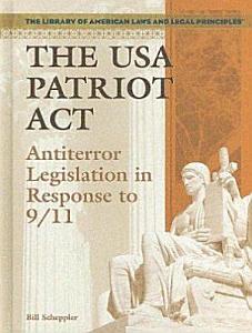 The USA Patriot Act Book