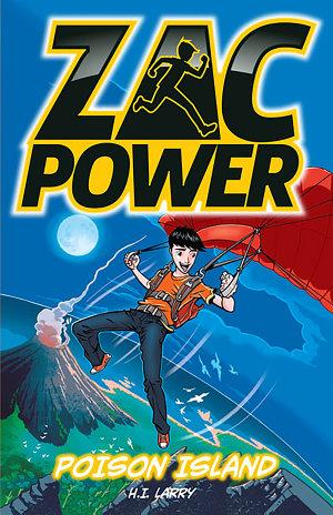 Zac Power Poison Island