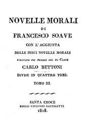 Novelle morali: Volume 3