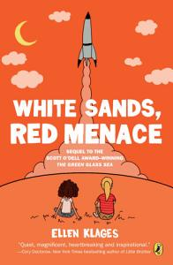 White Sands  Red Menace Book