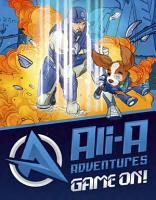 Ali A Adventures  Game On  the Graphic Novel PDF