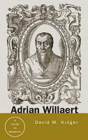 Adrian Willaert PDF