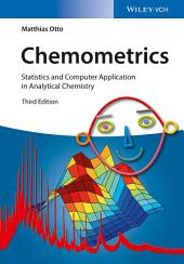 Chemometrics: Statistics and Computer Application in Analytical Chemistry, Edition 3