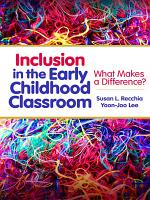 Inclusion in the Early Childhood Classroom PDF