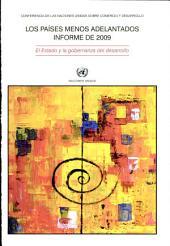 Los paises menos adelantados: Informe De 2009