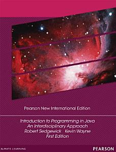 Introduction to Programming in Java  Pearson New International Edition PDF