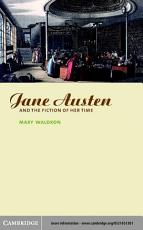 Jane Austen and the Fiction of her Time PDF