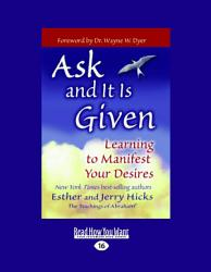 Ask And It Is Given Book PDF
