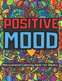 Positive Mood Adult Coloring Book