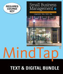 Small Business Management   Mindtap Management With Live Plan  1 Term 6 Month Printed Access Card PDF