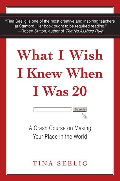 Download What I Wish I Knew When I Was 20 Book