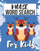 Moose Word Search for Kids PDF