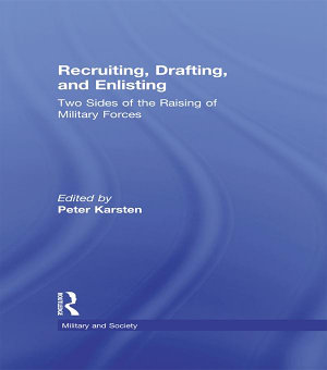 Recruiting, Drafting, and Enlisting