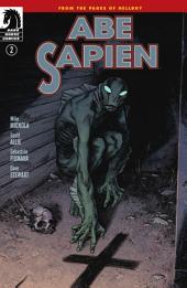 Abe Sapien #2: Dark and Terrible part 2