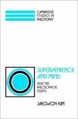 Supervenience and Mind