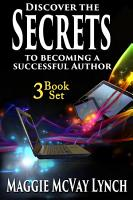 Secrets to Becoming a Successful Author Boxset PDF