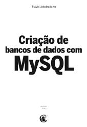Criação de banco de dados com MySQL