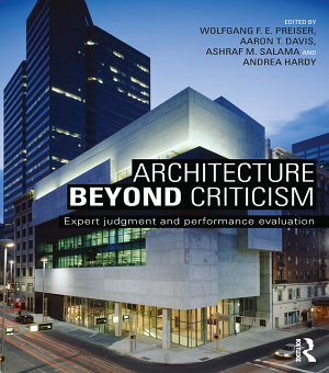 Architecture Beyond Criticism PDF