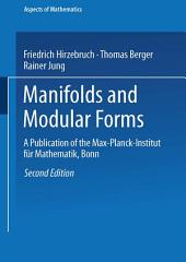 Manifolds and Modular Forms: Edition 2