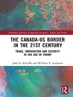 The Canada US Border in the 21st Century Book