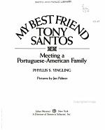 My Best Friend  Tony Santos PDF