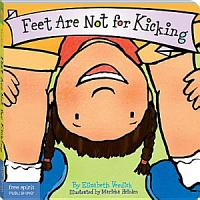 Feet Are Not for Kicking PDF