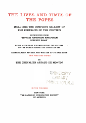 The lives and times of the popes: Volume 10