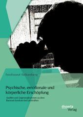 Psychische, emotionale und körperliche Erschöpfung: Quellen und Gegenmaßnahmen zu dem Burnout-Syndrom bei Lehrkräften