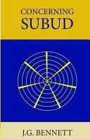 Concerning Subud PDF