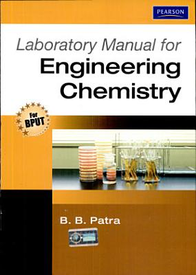 Laboratory Manual For Engineering Chemistry  For Bput  PDF